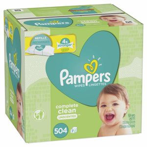 Baby Wipes Pampers Sensitive Water Baby Diaper Wipes
